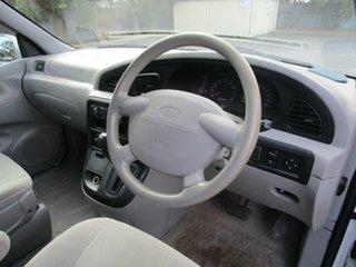 2006 Kia Carnival KV11 LS 4 Speed Automatic Wagon