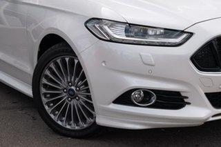2016 Ford Mondeo MD Titanium PwrShift 6 Speed Sports Automatic Dual Clutch Wagon.