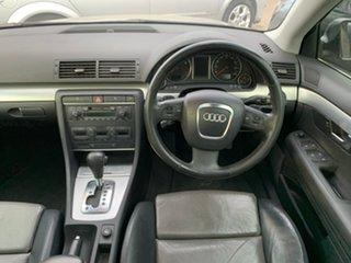 2006 Audi A4 B7 Multitronic Black 7 Speed Constant Variable Sedan
