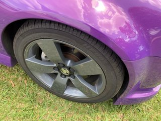 2008 Holden Ute VE SS V Purple 6 Speed Sports Automatic Utility