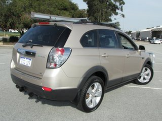 2012 Holden Captiva CG Series II 7 AWD CX Gold 6 Speed Sports Automatic Wagon.