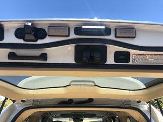 2016 Toyota Landcruiser VDJ200R MY16 Sahara (4x4) Crystal Pearl 6 Speed Automatic Wagon