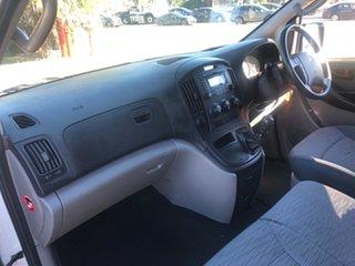 2014 Hyundai iLOAD TQ MY14 White 6 Speed Manual Van