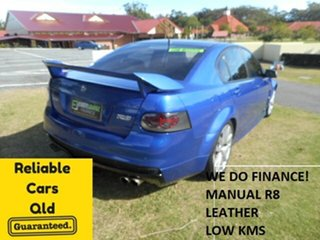 2007 Holden Special Vehicles ClubSport E Series R8 6 Speed Auto Active Sequential Sedan.