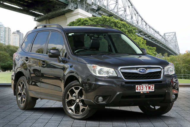 Used Subaru Forester S4 MY13 2.5i-S Lineartronic AWD, 2013 Subaru Forester S4 MY13 2.5i-S Lineartronic AWD Grey 6 Speed Constant Variable Wagon