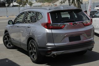 2019 Honda CR-V RW MY19 VTi-E FWD Lunar Silver 1 Speed Constant Variable Wagon.