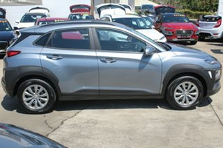 2020 Hyundai Kona OS.3 MY20 Go 2WD Lake Silver 6 Speed Sports Automatic Wagon