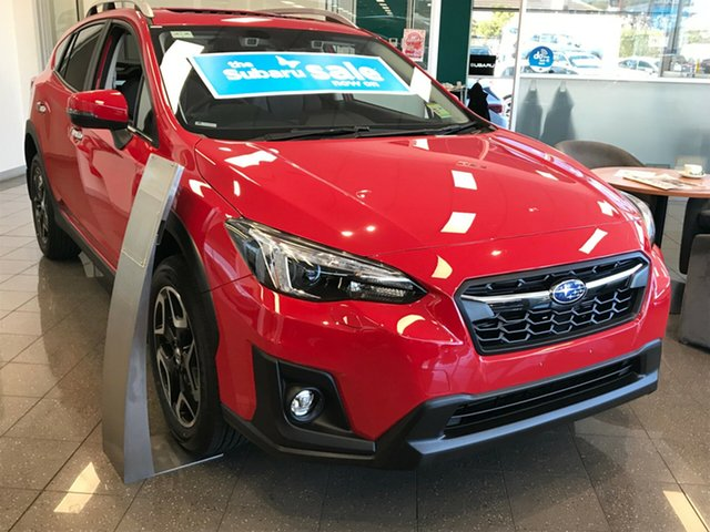 New Subaru XV G5X MY19 2.0i-S Lineartronic AWD, 2019 Subaru XV G5X MY19 2.0i-S Lineartronic AWD Pure Red 7 Speed Constant Variable Wagon