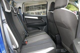 2019 Holden Colorado RG MY20 LS-X Pickup Crew Cab Power Blue 6 Speed Manual Utility.