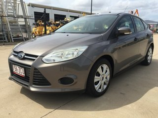 2011 Ford Focus LV Mk II CL Grey 4 Speed Sports Automatic Hatchback