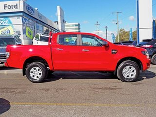 2019 Ford Ranger PX MkIII 2019.00MY XLS Pick-up Double Cab Red 6 Speed Sports Automatic Utility