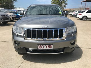 2012 Jeep Grand Cherokee WK MY2013 Limited Grey 5 Speed Sports Automatic Wagon