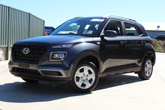 New Hyundai Venue QX MY20 Go, 2019 Hyundai Venue QX MY20 Go Cosmic Grey 6 Speed Automatic Wagon