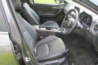 Mazda 3 SP25 ASTINA Grey 6 Speed Automatic Sedan