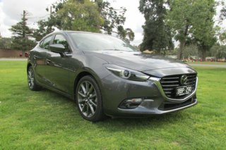 Mazda 3 SP25 ASTINA Grey 6 Speed Automatic Sedan.