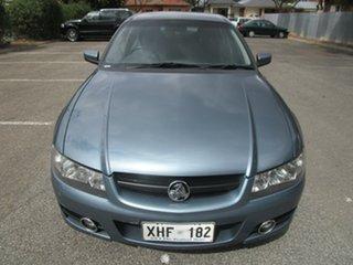 2005 Holden Commodore VZ MY05 Lumina 4 Speed Automatic Sedan.
