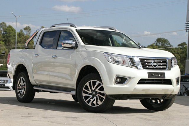 New Nissan Navara D23 S3 ST-X, 2019 Nissan Navara D23 S3 ST-X White Diamond 6 Speed Manual Utility