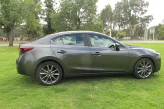 Mazda 3 SP25 ASTINA Grey 6 Speed Automatic Sedan