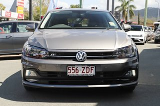 2019 Volkswagen Polo AW MY19 85TSI DSG Comfortline Limestone Grey 7 Speed