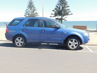 2004 Ford Territory SX TS Blue 4 Speed Sports Automatic Wagon.