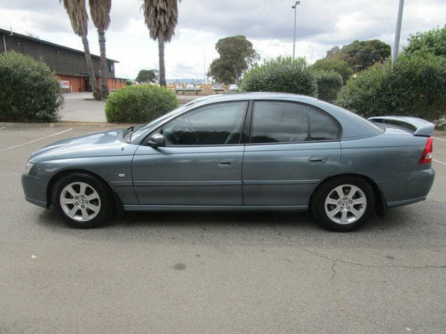 Used Holden Commodore VZ MY05 Lumina, 2005 Holden Commodore VZ MY05 Lumina 4 Speed Automatic Sedan