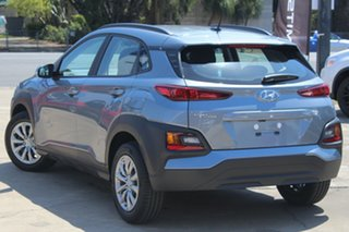 2020 Hyundai Kona OS.3 MY20 Go 2WD Lake Silver 6 Speed Sports Automatic Wagon.
