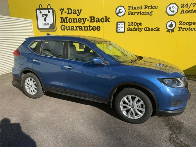 Used Nissan X-Trail T32 Series II ST X-tronic 4WD, 2017 Nissan X-Trail T32 Series II ST X-tronic 4WD Blue 7 Speed Constant Variable Wagon
