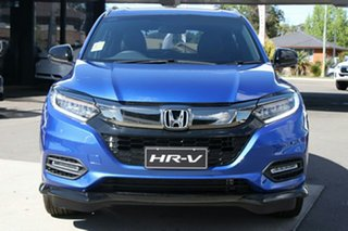 2020 Honda HR-V MY21 RS Blue 1 Speed Constant Variable Hatchback