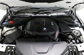 2018 BMW 330i F30 LCI MY18 M Sport Alpine White 8 Speed Automatic Sedan