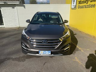 2017 Hyundai Tucson TLe MY17 Highlander D-CT AWD Arabica Brown 7 Speed Sports Automatic Dual Clutch.