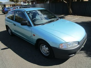 1996 Mitsubishi Mirage CE 5 Speed Manual Hatchback.