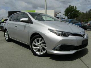 2017 Toyota Corolla ZRE182R MY17 Ascent Sport Silver 7 Speed CVT Auto Sequential Hatchback.