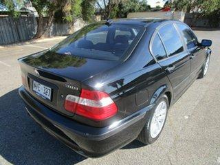 2003 BMW 318i E46 Executive 5 Speed Auto Steptronic Sedan
