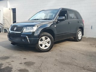 2007 Suzuki Grand Vitara JB Type 2 Black 5 Speed Manual Wagon.