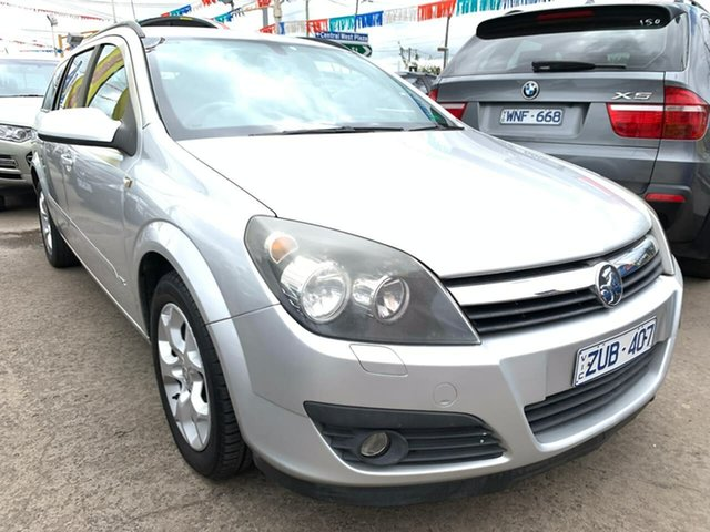 Used Holden Astra AH MY07 CDX, 2006 Holden Astra AH MY07 CDX Silver 4 Speed Automatic Wagon
