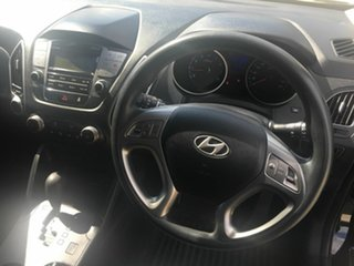 2012 Hyundai ix35 LM2 MY12 Active Black 6 Speed Automatic Wagon
