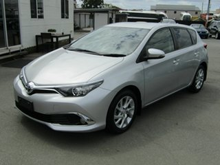 2017 Toyota Corolla ZRE182R MY17 Ascent Sport Silver 7 Speed CVT Auto Sequential Hatchback