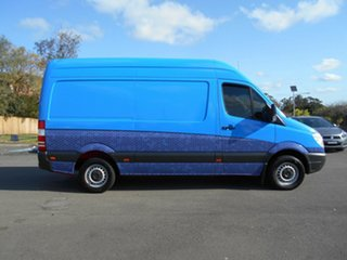 2012 Mercedes-Benz Sprinter 906 MY12 313 CDI MWB Blue 7 Speed Automatic Van