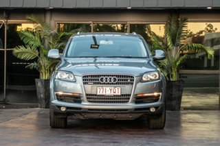2006 Audi Q7 TDI Quattro Grey 6 Speed Sports Automatic Wagon.