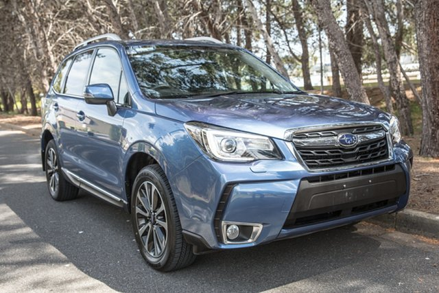 Used Subaru Forester S4 MY17 XT CVT AWD Premium, 2017 Subaru Forester S4 MY17 XT CVT AWD Premium Blue 8 Speed Constant Variable Wagon