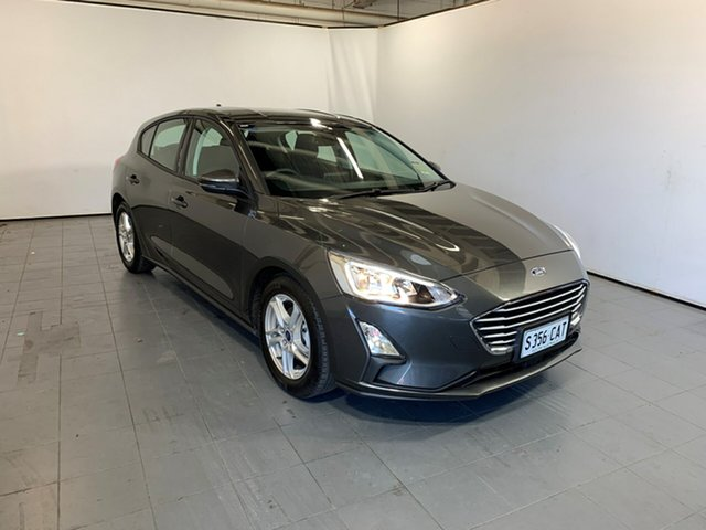 Demo Ford Focus SA 2019.25MY Trend, 2019 Ford Focus SA 2019.25MY Trend Magnetic 8 Speed Automatic Hatchback
