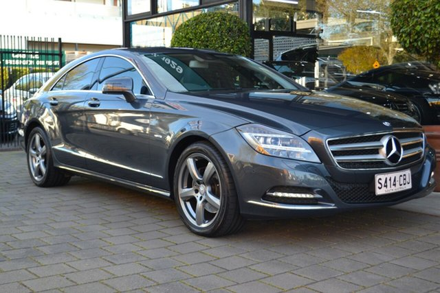 Used Mercedes-Benz CLS-Class C218 CLS350 BlueEFFICIENCY Coupe 7G-Tronic, 2011 Mercedes-Benz CLS-Class C218 CLS350 BlueEFFICIENCY Coupe 7G-Tronic 7 Speed Sports Automatic