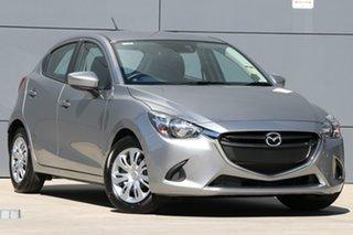 2019 Mazda 2 DJ2HAA Neo SKYACTIV-Drive Aluminium 6 Speed Sports Automatic Hatchback.