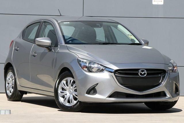 New Mazda 2 DJ2HAA Neo SKYACTIV-Drive, 2019 Mazda 2 DJ2HAA Neo SKYACTIV-Drive Aluminium 6 Speed Sports Automatic Hatchback
