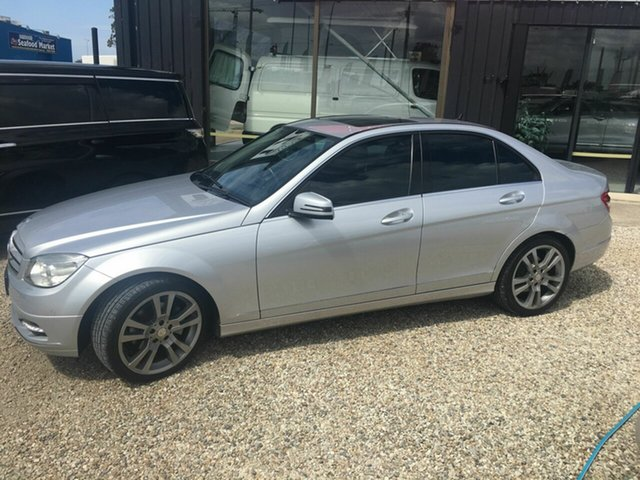 Used Mercedes-Benz C300  , 2011 Mercedes-Benz C300 Silver Automatic Sedan