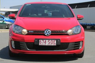 2012 Volkswagen Golf VI MY12.5 GTI DSG Tornado Red 6 Speed Sports Automatic Dual Clutch Hatchback