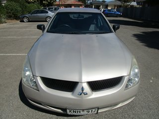2005 Mitsubishi Magna TW Series II ES (LPG) 4 Speed Auto Sports Mode Sedan.