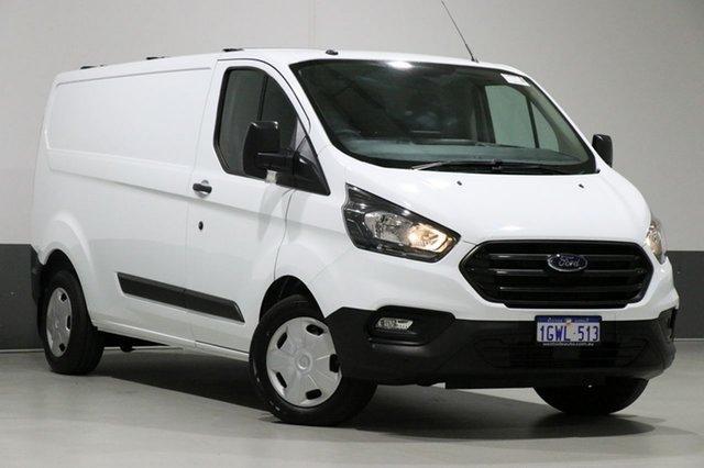Used Ford Transit Custom VN MY18.5 300S (SWB), 2018 Ford Transit Custom VN MY18.5 300S (SWB) White 6 Speed Manual Van