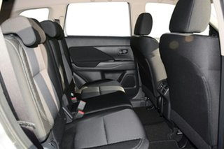 2019 Mitsubishi Outlander ZL MY20 ES 2WD ADAS Sterling Silver 6 Speed Constant Variable Wagon