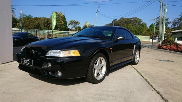 Used Ford Mustang  Cobra, 2001 Ford Mustang Cobra Black 5 Speed Manual Coupe